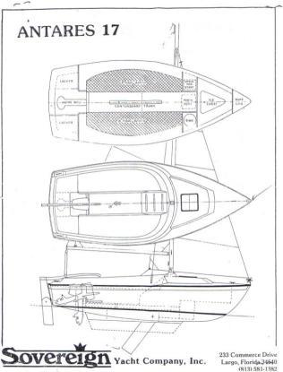 Antares 17 Spec Sheet
